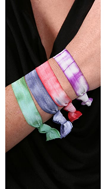 Bop Basics Jewel Tone Hair Tie Set