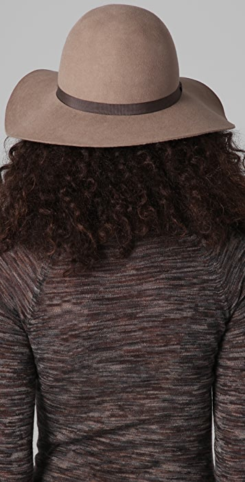 Bop Basics Round Crown Floppy Hat