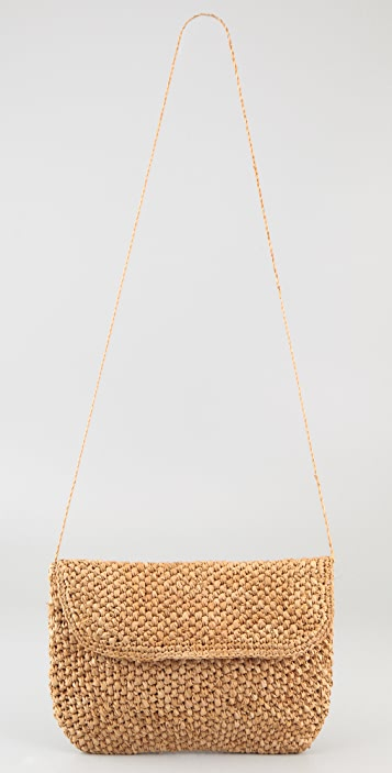 Bop Basics Oversized Popcorn Clutch