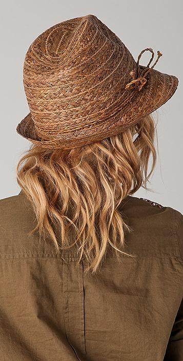 Bop Basics Daytime Braid Fedora