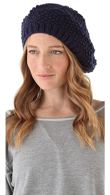 Bop Basics Thick Knit Beret