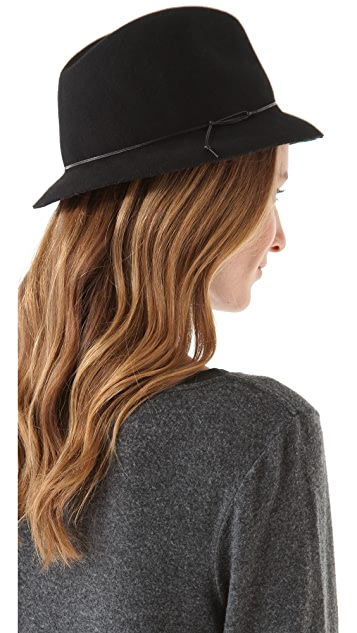 Bop Basics Crusher Fedora