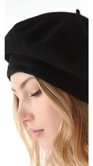 Bop Basics Wool Beret