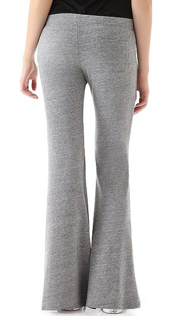Bop Basics Bell Bottom Sweatpants
