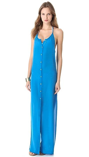 Bop Basics Cover Up Maxi Dress
