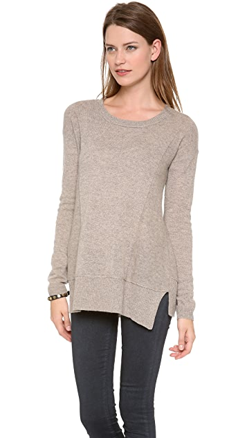 Bop Basics The Ascender Cashmere Pullover
