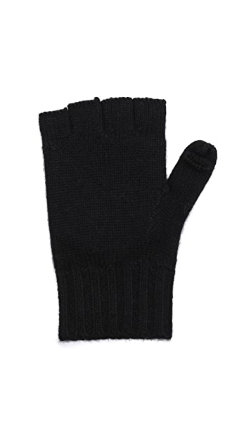 Bop Basics Cashmere Pop Top Mittens