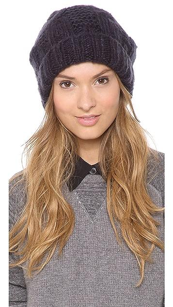 Bop Basics Thick Knit Slouchy Hat