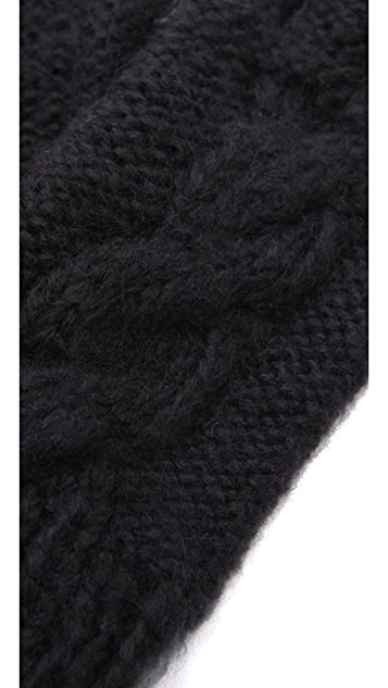 Bop Basics Thick Knit Gloves