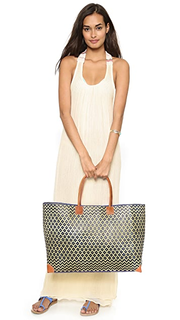 Bop Basics Diamond Madagascar Tote