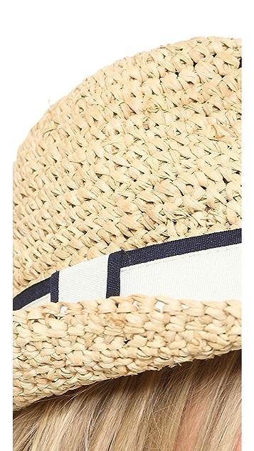 Bop Basics Chunky Crochet Fedora