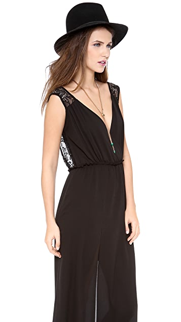 Bop Basics Sun Goddess Cover Up Dress