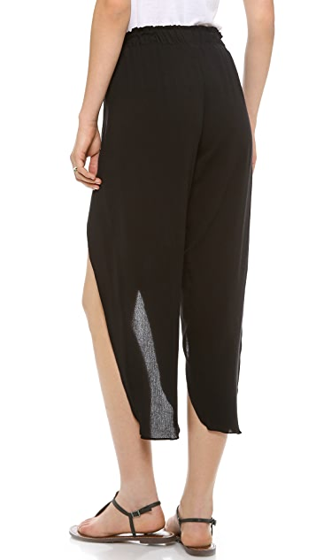 Bop Basics Chilling Maxing & Relaxing Cover Up Pants