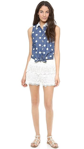 Bop Basics Cutie Beach Shorts