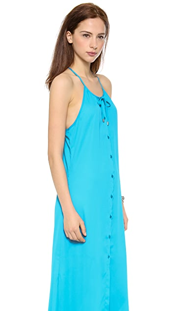 Bop Basics Amy's Casual Cover Up Dress