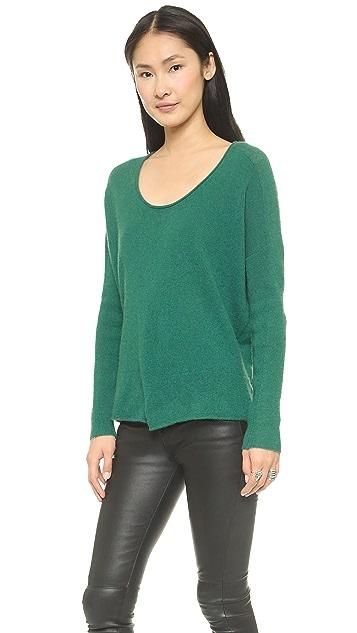 Bop Basics Roxboro Cashmere Sweater