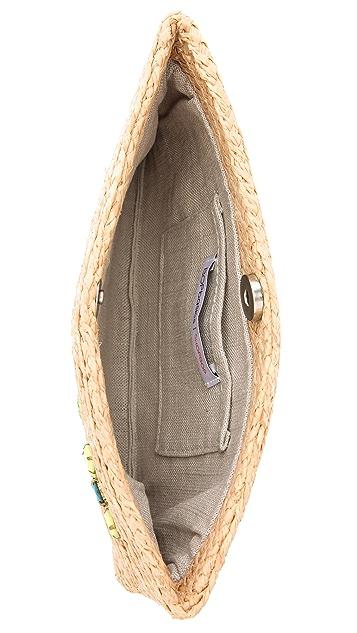 Bop Basics Клатч Novelty с вышивкой
