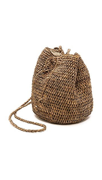 Bop Basics Drawstring Bucket Bag