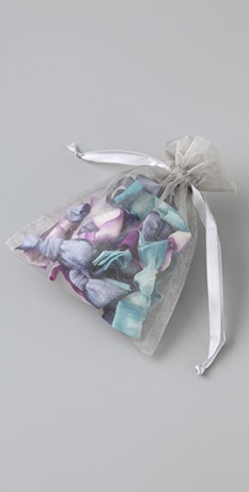 Bop Bijoux Boho Cool Tie Dye Hair Tie Set