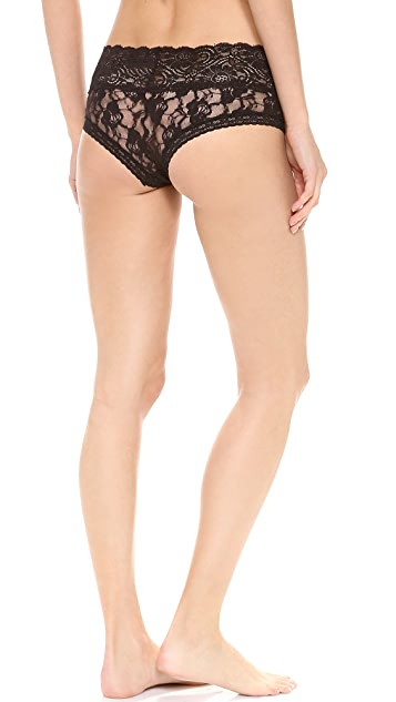 Bopeeps London Set of 3 Heart Shaped Half Panties