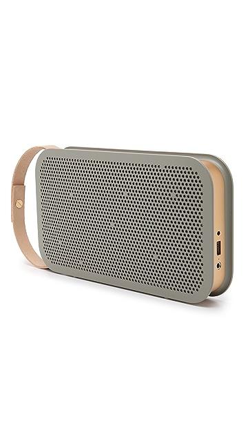Bang & Olufsen A2 Portable Bluetooth Speaker