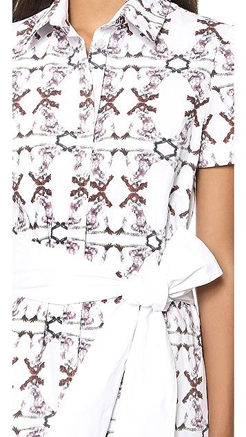 Born Free Carolina Herrera Shirtdress
