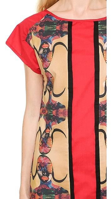 Born Free Alberta Ferretti Tunic Dress
