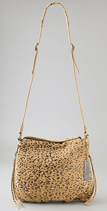 Botkier Leopard Maddie Shoulder Bag