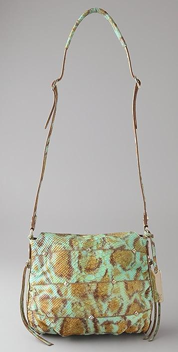 Botkier Maddie Snake Shoulder Bag