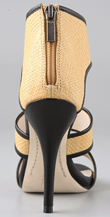 Boutique 9 Joanna Raffia Sandals