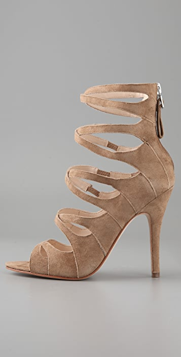 Boutique 9 Juvela Suede High Heel Sandals