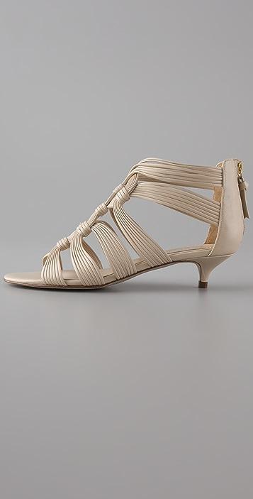 Boutique 9 Too Pretty Kitten Heel Sandals