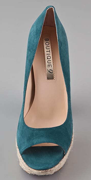 Boutique 9 Amalia Espadrille Pumps