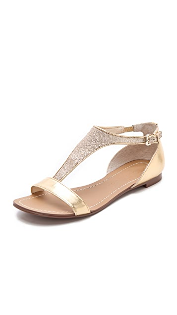 Boutique 9 Piraya Glitter Sandals