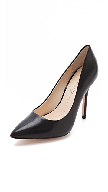 Boutique 9 Justine Leather Pumps