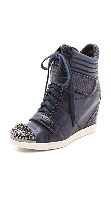 Boutique 9 Nevan Low Wedge Sneakers