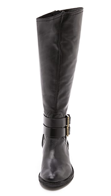 Boutique 9 Randen Tall Double Buckle Boots
