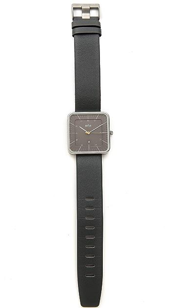 Braun Classic Square Watch
