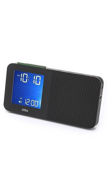 Braun Digital Radio Alarm Clock