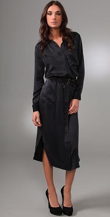 Brochu Walker Long Shirtdress