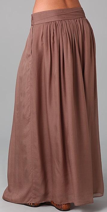 Brochu Walker Maxi Skirt