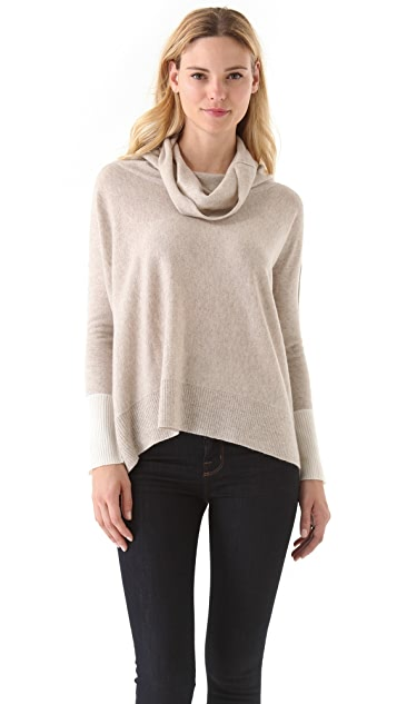 Brochu Walker Contrast Sweater