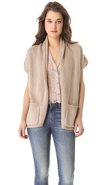 Brochu Walker Heritage Wrap Cardigan