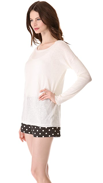 Brochu Walker Dolman Sweater