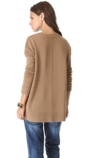 Brochu Walker Luxe Cashmere Tunic