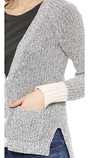 Brochu Walker Marled Cardigan