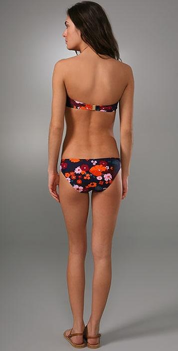 Brette Sandler Swimwear Remy Bandeau Bikini