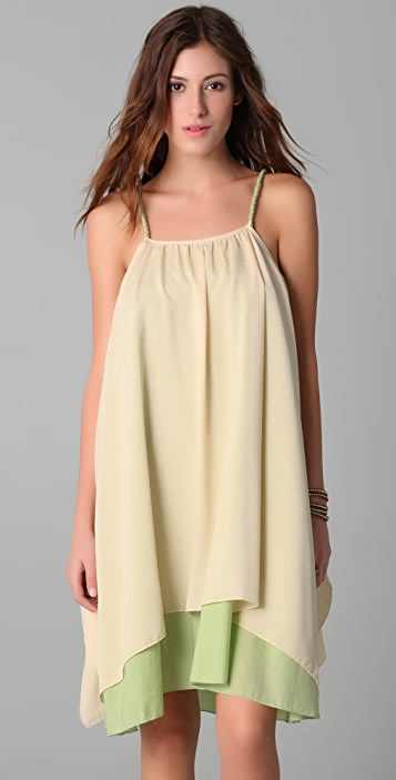 Brette Sandler Swimwear Nikki Tank Cover Up Dress