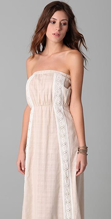 Brette Sandler Swimwear Lauren Maxi Cover Up Dress