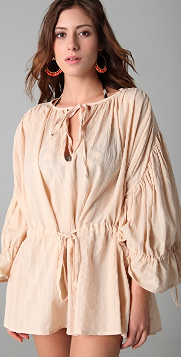 Brette Sandler Swimwear Margo Cover Up Tunic